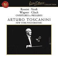 Arturo Toscanini, Gioacchino Rossini, New York Philharmonic – Rossini - Verdi - Wagner - Gluck: Overtures & Preludes