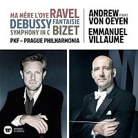 Prague Philharmonia – Ravel, Debussy & Bizet: Orchestral Works