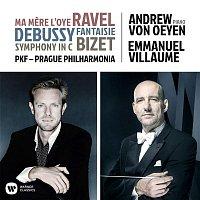 Andrew von Oeyen, Prague Philharmonia, Emmanuel Villaume – Ravel, Debussy & Bizet: Orchestral Works