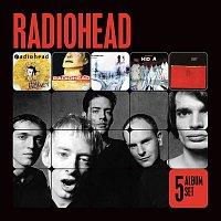 Radiohead – 5 Album Set [Pablo Honey/The Bends/OK Computer/Kid A/Amnesiac] (Pablo Honey/The Bends/OK Computer/Kid A/Amnesiac)