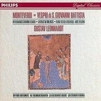 Gustav Leonhardt, Chorus Viennensis, Netherlands Chamber Choir – Monteverdi: Vespri di S. Giovanni Battista (reconstr. Frits Noske)