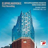 Thomas Hengelbrock, Johannes Brahms, NDR Elbphilharmonie Orchester – Elbphilharmonie First Recording - Brahms: Symphonies Nos. 3 & 4