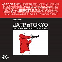 The Jazz At The Philharmonic All-Stars, The Oscar Peterson Trio, Ella Fitzgerald – JATP In Tokyo, Live At The Nichigeki Theatre 1953