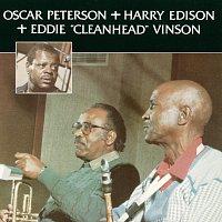 "Oscar Peterson, Harry Edison, Eddie ""Cleanhead"" Vinson – Oscar Peterson + Harry Edison + Eddie ""Cleanhead"" Vinson"