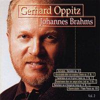 Gerhard Oppitz – Brahms: Ballads, Variations