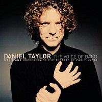 Přední strana obalu CD The Voice of Bach