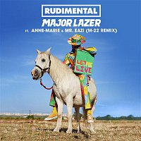 Rudimental, Major Lazer, Anne-Marie, Mr Eazi – Let Me Live (feat. Anne-Marie & Mr Eazi) [M-22 Remix]