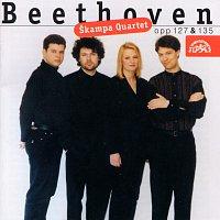 Škampovo kvarteto – Beethoven: Smyčcové kvartety opp 127 & 135