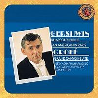 Leonard Bernstein, New York Philharmonic Orchestra, Ferde Grofe, John Corigliano, Sr. – Gershwin: Rhapsody in Blue, An American in Paris & Grofe:  Grand Canyon Suite - Expanded Edition