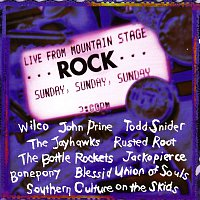 Various Artists.. – Rock Live from Mountain Stage