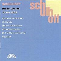 Tomáš Víšek – Schulhoff: Klavírní skladby 1919-1936