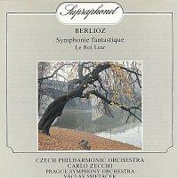 Různí interpreti – Berlioz: Fantastická symfonie, Král Lear