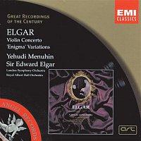 Yehudi Menuhin, SIR Edward Elgar – Elgar : Violin Concerto/Enigma Variations
