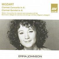 Emma Johnson – Mozart: Clarinet Concerto; Clarinet Quintet