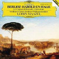 Wolfram Christ, Berliner Philharmoniker, Lorin Maazel – Berlioz: Harold In Italy; Le Carnaval Romain - Overture
