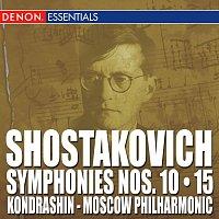 Kyril Kondrashin, The Symphony Orchestra of the Moscow Philharmonic Society – Shostakovich: Symphonies Nos. 10 - 15