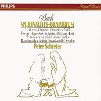 Helen Donath, Marjana Lipovsek, Eberhard Buchner, Peter Schreier, Robert Holl – Bach, J.S.: Christmas Oratorio [3 CDs]