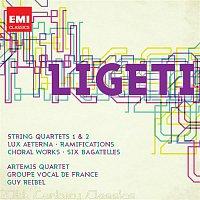 Artemis Quartet – Gyorgy Ligeti - String Quartets 1 & 2