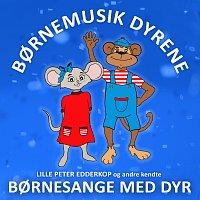 Lille Peter Edderkop Og Andre Kendte Bornesange Med Dyr