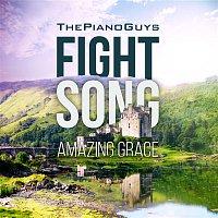 The Piano Guys, Rachel Platten, Dave Bassett, John Newton, Traditional – Fight Song / Amazing Grace