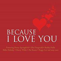 Různí interpreti – Because I Love You