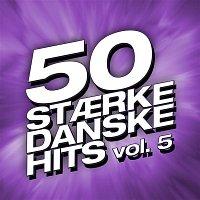 Přední strana obalu CD 50 Staerke Danske Hits (Vol. 5)