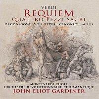 Luba Orgonasova, Anne Sofie von Otter, Alastair Miles, Luca Canonici – Verdi: Requiem/Quattro Pezzi Sacri