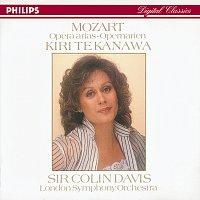 Kiri Te Kanawa, London Symphony Orchestra, Sir Colin Davis – Mozart: Opera Arias