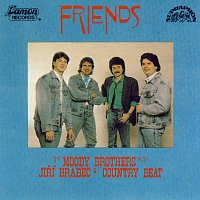 Country Beat Jiřího Brabce, The Moody Brothers – Friends