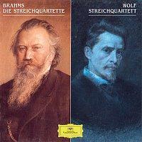 "Walter Levin, Henry Meyer, Peter Kamnitzer, Lee Fiser, Jack Kirstein – Brahms: String Quartets Op. 51 Nos. 1&2; String Quartet No. 3, Op. 67 / Wolf: String Quartet In D Minor ""Entbehren Sollst Du, Entbehren"""