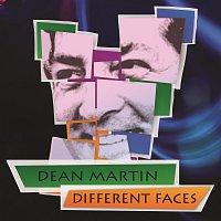 Přední strana obalu CD Different Faces