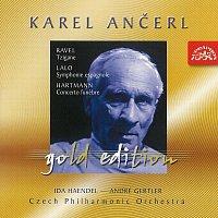 Česká filharmonie, Karel Ančerl – Ančerl Gold Edition 17. Ravel: Tzigane - Lalo: Španělská symfonie - Hartmann: Smuteční koncert