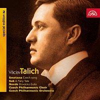 Česká filharmonie, Václav Talich – Talich Special Edition 2. Smetana: Česká píseň - Suk: Pohádka - Novák: Slovácká suita