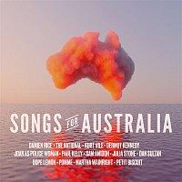 Přední strana obalu CD Songs For Australia