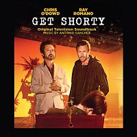 Přední strana obalu CD Get Shorty (Original Television Soundtrack)