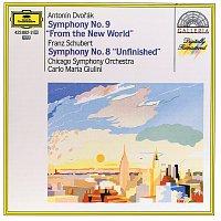 "Chicago Symphony Orchestra, Carlo Maria Giulini – Dvorak: Symphony No.9 ""From The New World"" / Schubert: Symphony No. 8 ""Unfinished"""