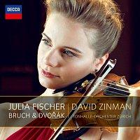 Julia Fischer, Tonhalle Orchester Zurich, David Zinman – Bruch & Dvorak Violin Concertos