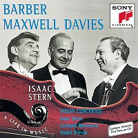 Isaac Stern, Royal Philharmonic Orchestra, André Previn – Barber/Maxwell Davies:  Violin Concertos