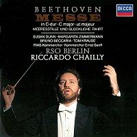 Riccardo Chailly, Susan Dunn, Margarita Zimmermann, Bruno Beccaria, Tom Krause – Beethoven: Mass in C; Meeresstille und gluckliche Fahrt