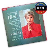Pilar Lorengar, London Philharmonic Orchestra, Jesús López-Cobos – Portrait Of Pilar