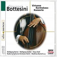 Wolfgang Harrer, Wolfgang Guttler, Klaus Stoll, Radio-Symphonie-Orchester Berlin – Virtuose Kontrabasz-Konzerte