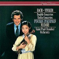 Midori, Pinchas Zukerman, St. Paul Chamber Orchestra – J.S. Bach & Vivaldi: Violin Concertos & Double Concertos