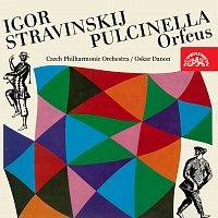 Česká filharmonie, Oskar Danon – Stravinskij: Orfeus, Pulcinella