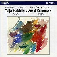 Tuija Hakkila, Anssi Karttunen – Works by Debussy, Enescu, Janácek and Kodály