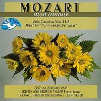 Dvořákův komorní orchestr, Libor Pešek – Mozart: Houslové koncerty
