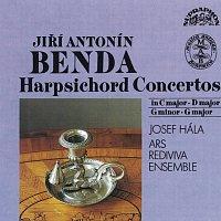 Josef Hála – Benda: Koncerty pro cembalo a smyčcové nástroje