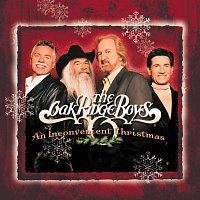 Přední strana obalu CD An Inconvenient Christmas