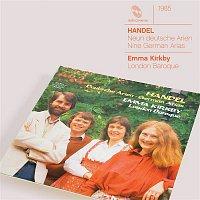 Dame Emma Kirkby, London Baroque – Handel 9 German Arias HWV 202-210