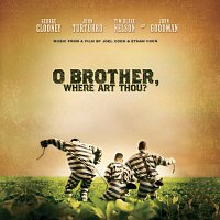 Přední strana obalu CD O Brother, Where Art Thou? [Original Motion Picture Soundtrack]