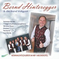 Přední strana obalu CD Weihnachtszauber im HB1 Musikhotel